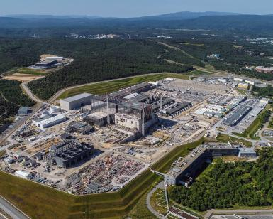 ITER Site May 2020
