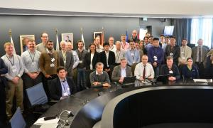Plasma Disruptions Workshop Meeting March 2017